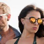 gafas de sol de madera al por mayor