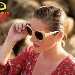 Samoa Sun | Caroline Lips Brown & Grey