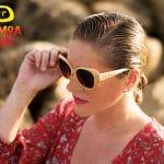 Samoa Sun | Caroline Lips Brown & Grey