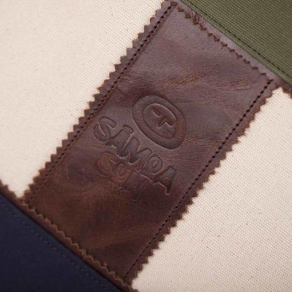 Kangaroo Colors Samoa Sun mochilas de algodón
