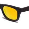 Molokai Golden Mirror Samoa Sun gafas de madera