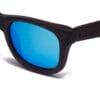 Molokai Blue Mirror Samoa Sun gafas de madera