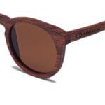 Jarvis Brown Samoa Sun gafas de madera