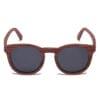 Samoa Sun   Gafas de sol de madera Jarvis Grey
