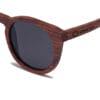 Jarvis Grey Samoa Sun gafas de madera