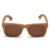 Samoa Sun | Gafas de sol de madera New Zealand Brown