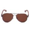 Samoa Sun | Gafas de sol de madera Ellice Brown