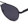 Ellice Black Samoa Sun gafas de madera