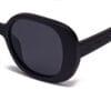 Sidney Square Grey Samoa Sun gafas de madera