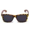Samoa Sun | Gafas de sol de madera Papua New Black