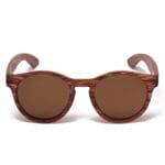 Samoa Sun | Gafas de sol de madera Bora Bora Brown