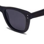 Rawaki Grey Samoa Sun gafas de madera